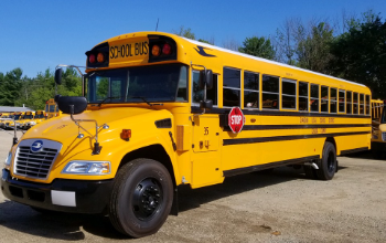Chardon Schools Bus