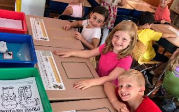 Chardon Students in Classroom 2019-20 School Year