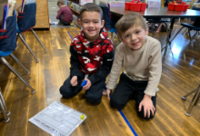 Park Elementary Students 2019-20 School Year