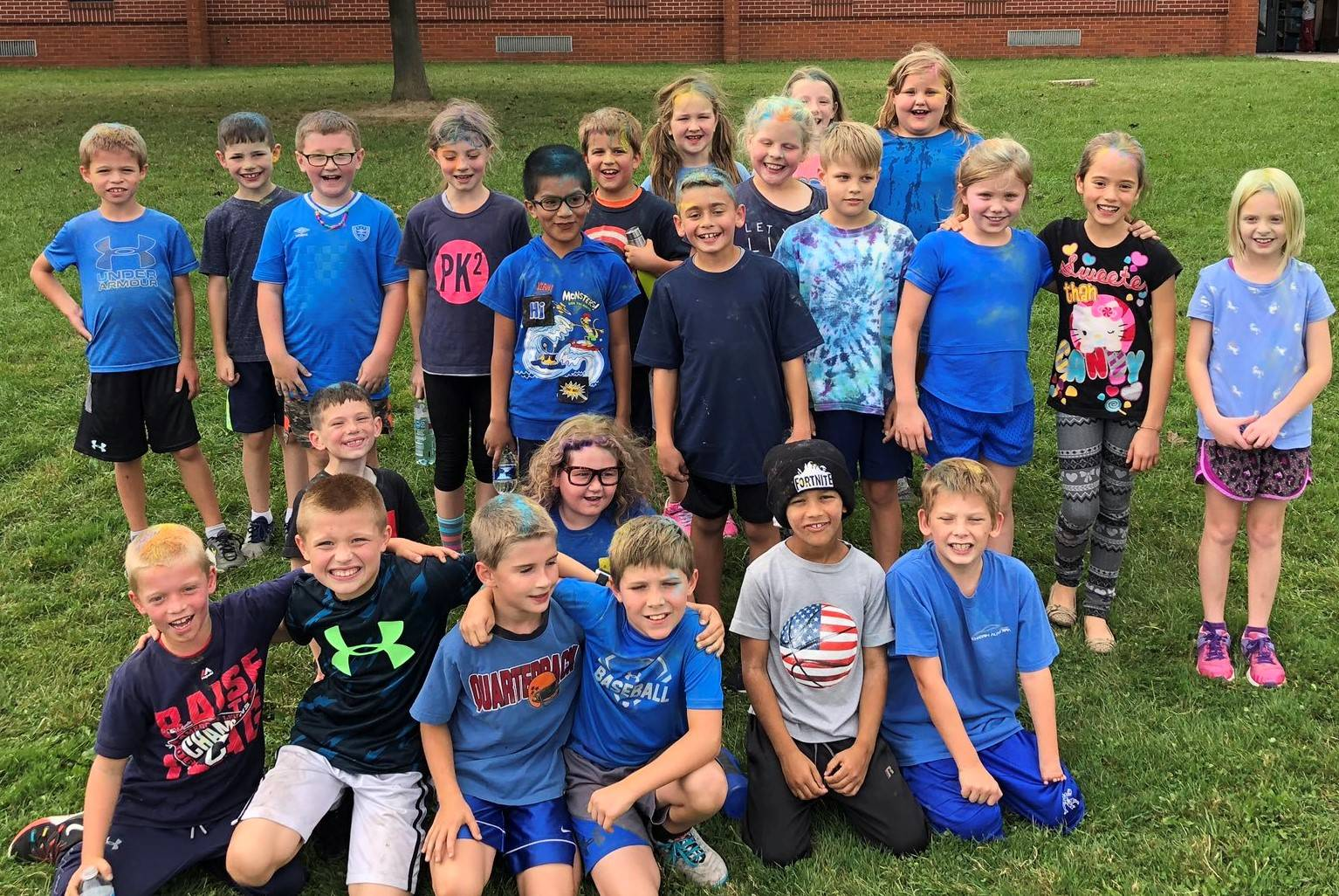 Munson Elementary Fun Run - Fall 2019