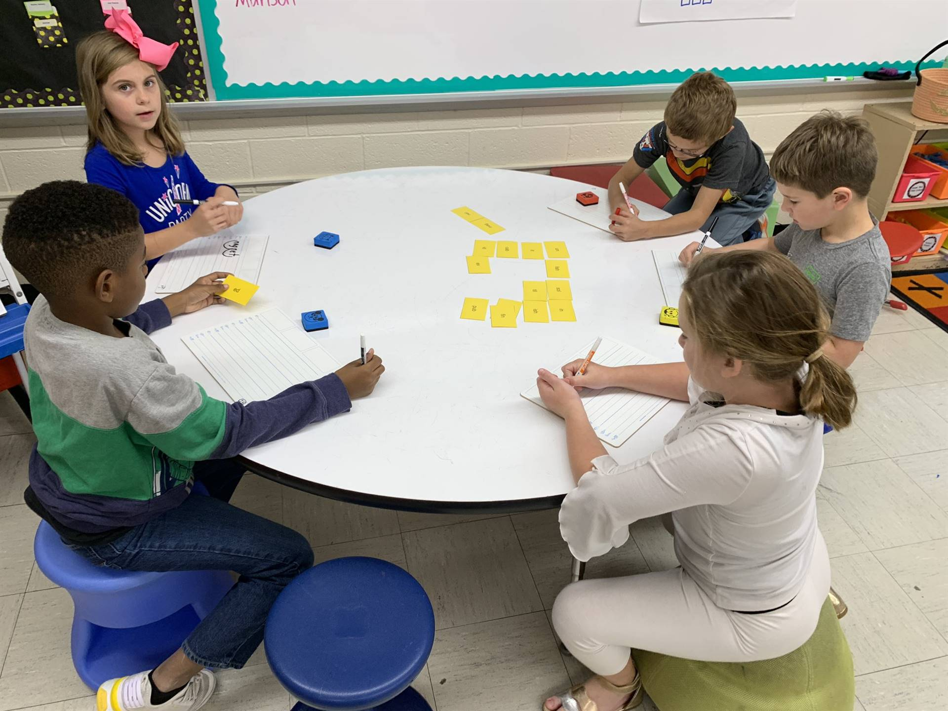 Fundations® - Mrs. Turk's 2nd-Grade Class - Fall 2019