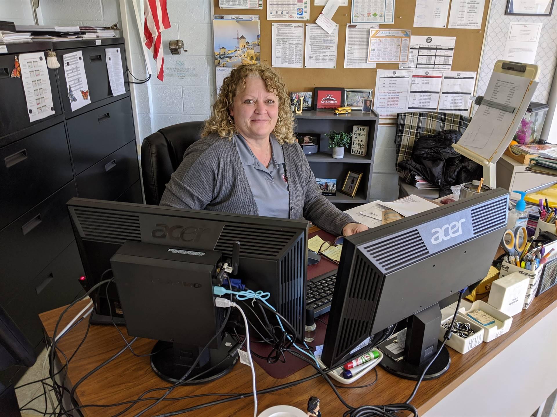 Food Services Director Josi Culliton