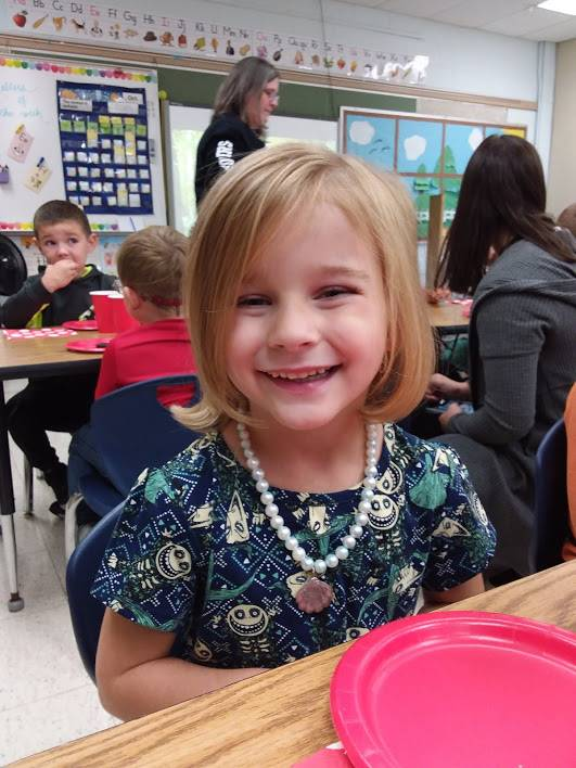 Tiny Toppers Student at Class Art Gallery - October 2019