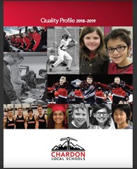 2019 Quality Profile Cover Page